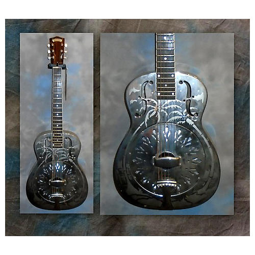 National Resophonic Resonator Guitar-thumbnail
