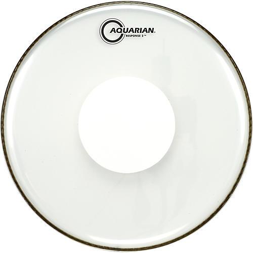 Aquarian Response 2 Power Dot Drumhead  14 in.