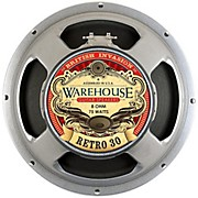 "Warehouse Guitar Speakers Retro 30 12"" 75W British Invasion Guitar Speaker"