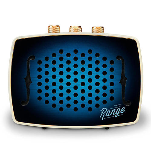 BEM Wireless Retro-Design Bluetooth Speaker with 40 Ft.  Range, 8 Hr. Playtime and Rechargeable Battery-thumbnail