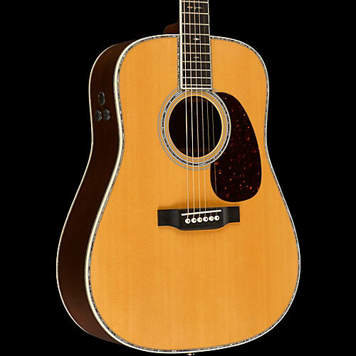Martin Retro Series D-45E Dreadnought Acoustic-Electric Guitar-thumbnail