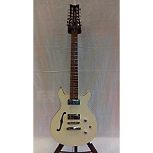Daisy Rock Retro-h12st Hollow Body Electric Guitar