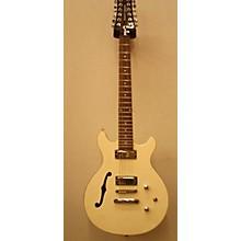 Daisy Rock Retro12 Hollow Body Electric Guitar