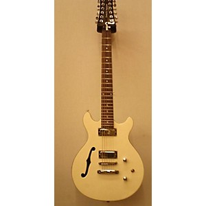 Pre-owned Daisy Rock Retro12 Hollow Body Electric Guitar by Daisy Rock