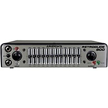 Ashdown Retroglide-800 800W Bass Amp Head