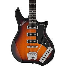 Retroscape Series Condor Electric Guitar Tobacco Sunburst