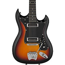 Retroscape Series H-II Electric Guitar 3-Tone Sunburst