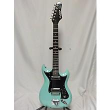 Hagstrom Retroscape Series H-II Solid Body Electric Guitar