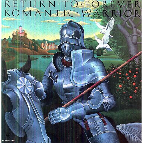 Alliance Return to Forever - Romantic Warrior