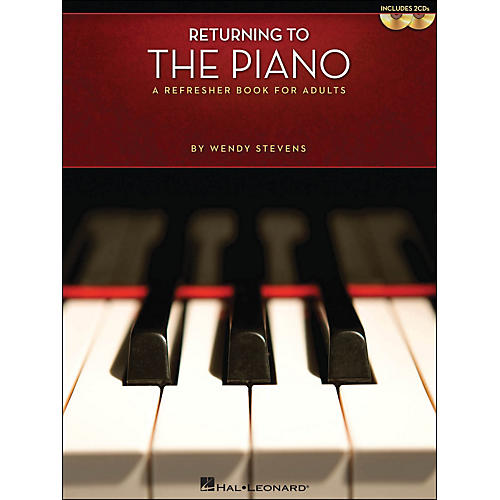 Hal Leonard Returning To The Piano - A Refresher Book for Adults