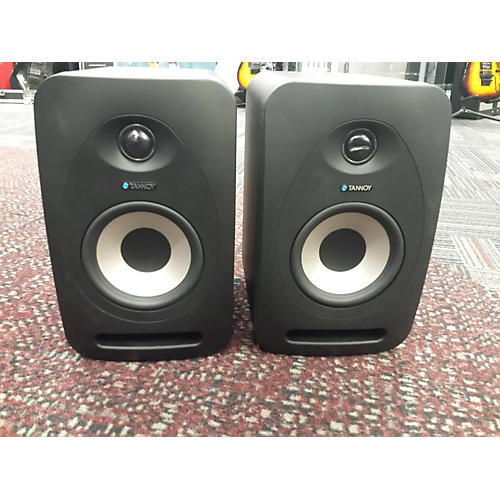 Tannoy Reveal 502 Black Powered Monitor-thumbnail