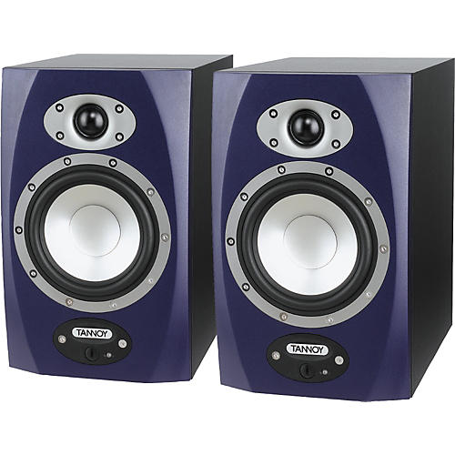 Tannoy Reveal 5A Active Studio Reference Monitors-thumbnail