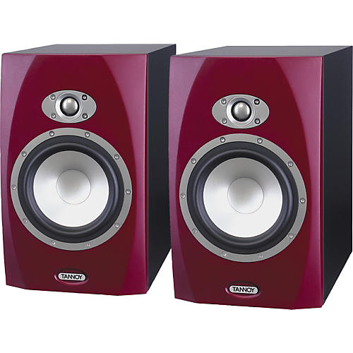 Tannoy Reveal 6 Passive Studio Reference Monitors-thumbnail