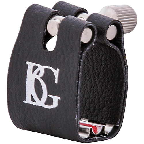 BG Revelation Series Ligature Bb Clarinet - Gold Plated-thumbnail