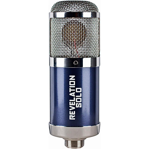 MXL Revelation Solo Cardioid  Tube Microphone