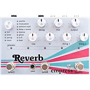 Reverb Effects Pedal