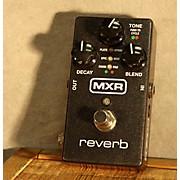 MXR Reverb Effects Processor