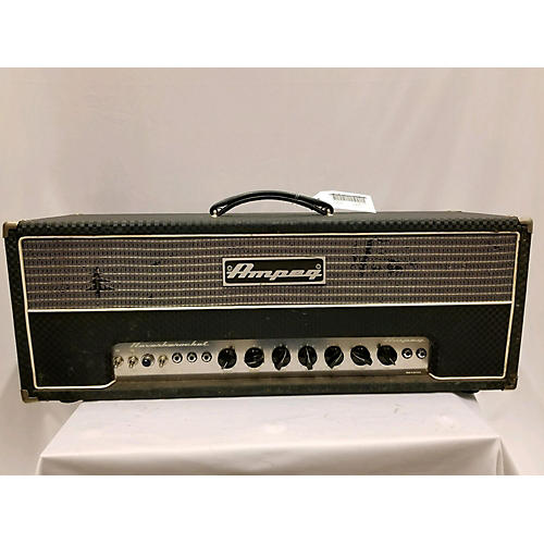 Ampeg Reverberocket R50H 50W Tube Guitar Amp Head-thumbnail