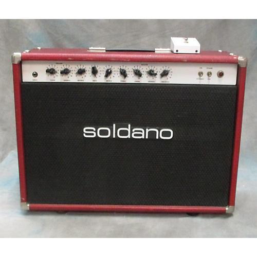 Soldano Reverbosonic Ros-50 Tube Guitar Combo Amp-thumbnail