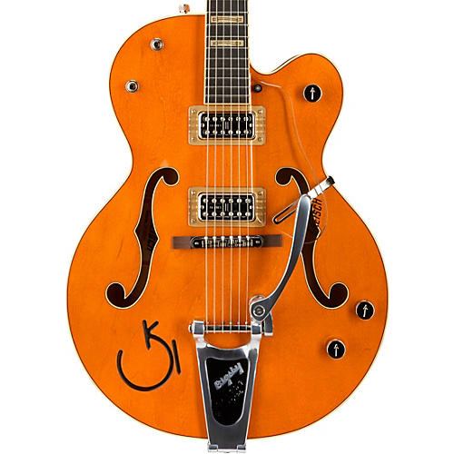 Gretsch Guitars Reverend Horton Heat G6120RHH Electric Guitar Vintage Maple Stain