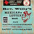 Dunlop Reverend Willy's Electric Guitar String Set - Light-thumbnail