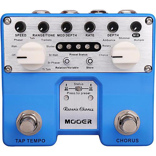Mooer Reverie Chorus Effects Pedal-thumbnail