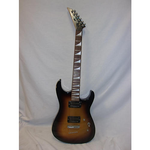 Jackson Reverse Dinky Solid Body Electric Guitar