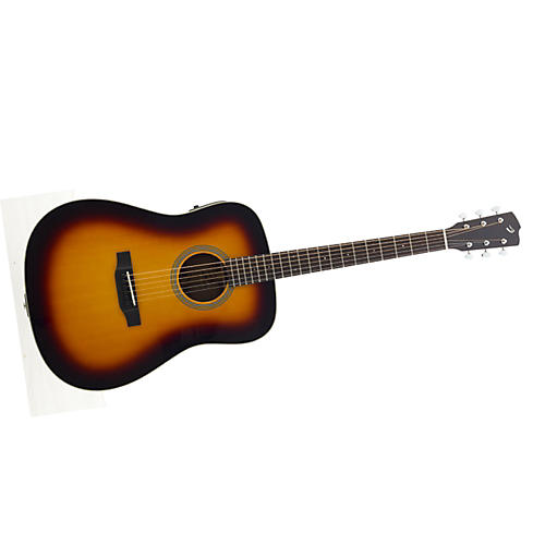 Breedlove Revival D/SMe Burst Acoustic-Electric Guitar Top Burst