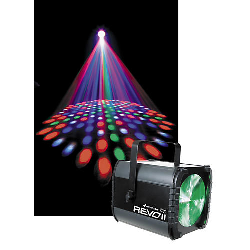 American DJ Revo II LED DMX Effect Light-thumbnail