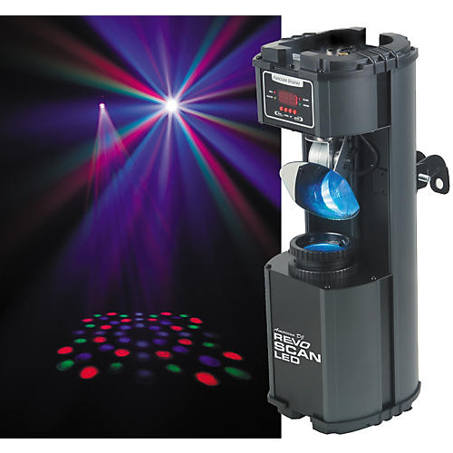 American DJ Revo Scan LED DMX Scanner Lighting Effect