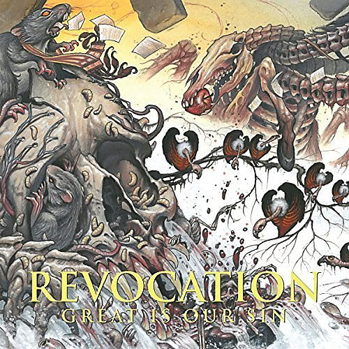 Alliance Revocation - Great Is Our Sin