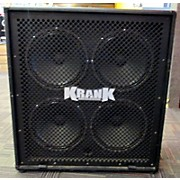 Krank Revolution 412 Guitar Cabinet