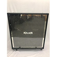 Krank Revolution Chrome 4x12 Guitar Cabinet