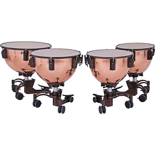 Adams Revolution Polished Copper Timpani 23 in. With Fine Tuner