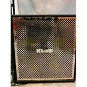Krank Revolution Series 4X12 Guitar Cabinet