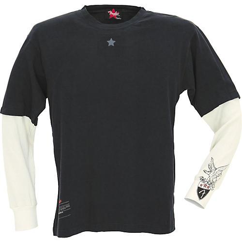 Fender Revolution Star Long-Sleeve Two-fer Thermal Shirt