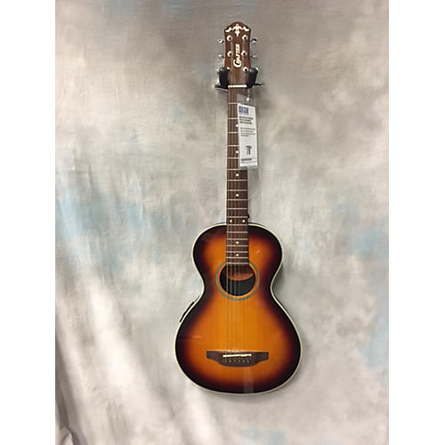 Crafters of Tennessee Rf40e Acoustic Electric Guitar-thumbnail