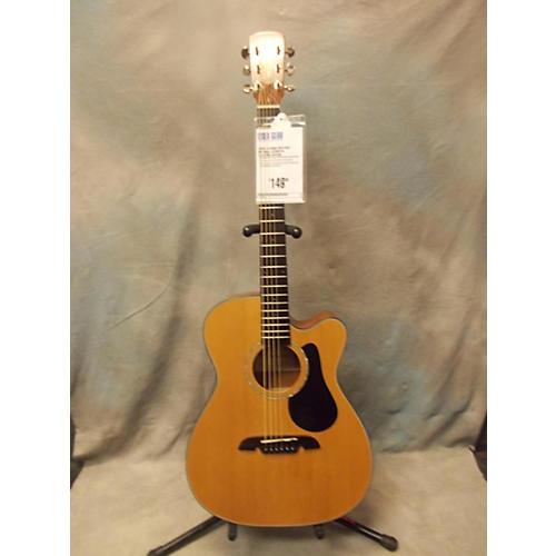 Alvarez Rf4102c Acoustic Electric Guitar-thumbnail