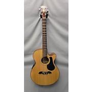 Alvarez Rf4102c Nat Acoustic Electric Guitar