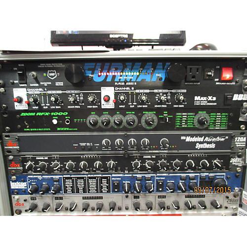 Zoom Rfx1000 Multi Effects Processor