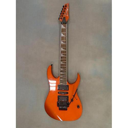 Ibanez Rg 370dxz Metallic Orange Solid Body Electric Guitar-thumbnail