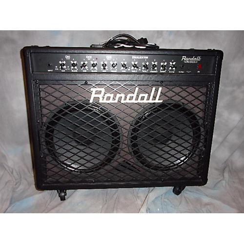 used randall rg1503 guitar combo amp guitar center. Black Bedroom Furniture Sets. Home Design Ideas