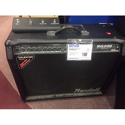 Randall Rg200 G3 Plus Guitar Combo Amp-thumbnail
