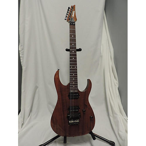 Ibanez Rg652k Solid Body Electric Guitar
