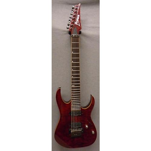 Ibanez Rg827qmz Solid Body Electric Guitar