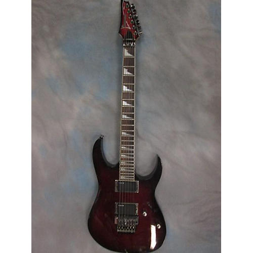 Ibanez Rgr420exfm Solid Body Electric Guitar Trans Red