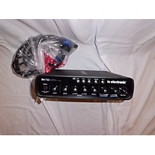 TC Electronic Rh750 Bass Amp Head