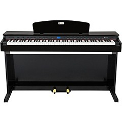 Rhapsody 2 88-Key Console Digital Piano Ebony Polish