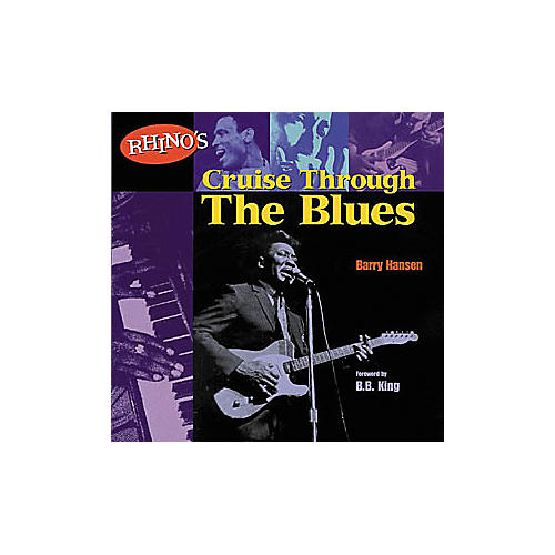 Miller Freeman Rhino's Cruise Through the Blues Book