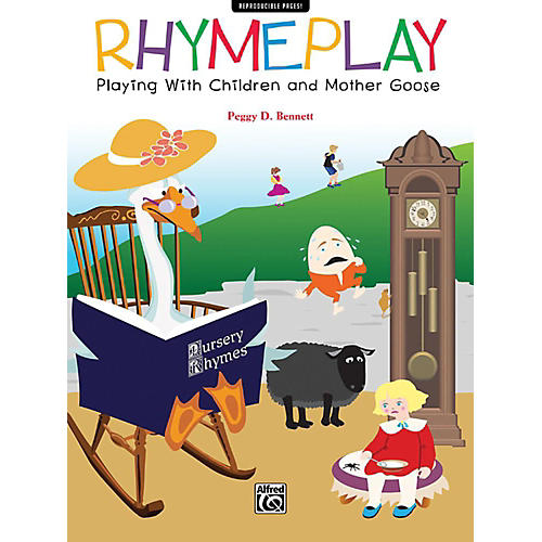 Alfred RhymePlay Book-thumbnail